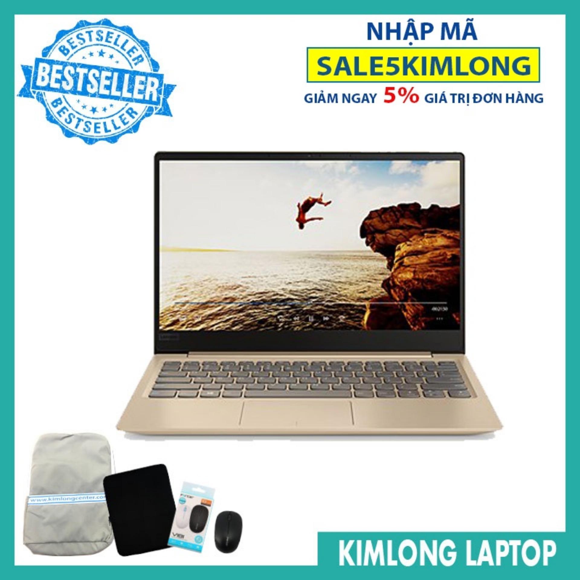 Hình ảnh Laptop Lenovo IdeaPad 520s 14IKB (80X200J2VN) : i3 7130U 4GB RAM 1TB HDD VGA INTEL 14