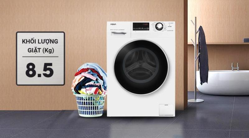 Bảng giá Máy giặt Aqua Inverter 8.5 kg AQD-A852ZT Điện máy Pico