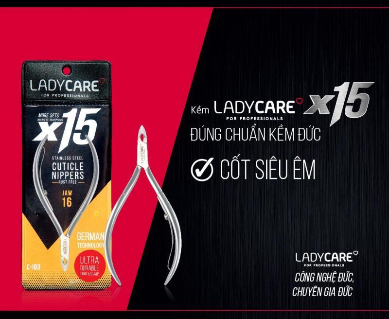 Kềm thép cắt da Lady Care C-S01 nhập khẩu