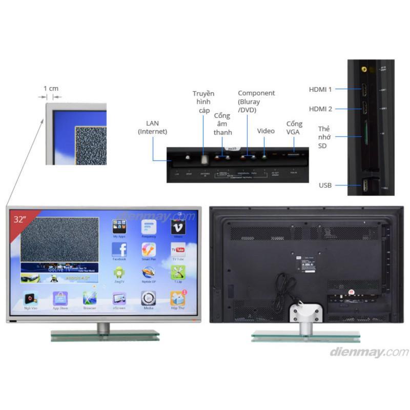 Bảng giá Smart TV LED 32 inch TCL L32F3390