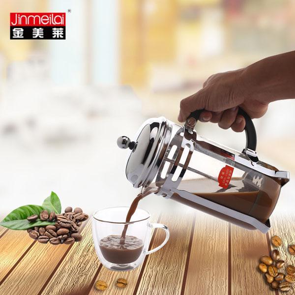 Hình ảnh Phin pha cà phê thủy tinh 600ml