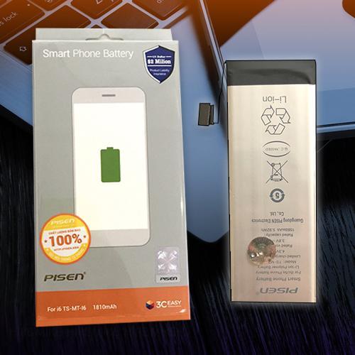 Hình ảnh [ Pin Pisen ] iPhone 5S - CHÍNH HÃNG 3C - BẢO HÀNH 12 THÁNG TOÀN QUỐC