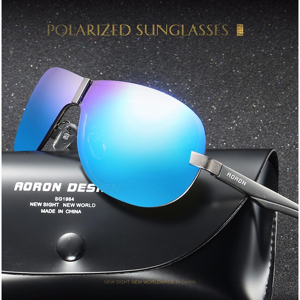 Hình ảnh Kính Mát Nam Hiệu AORON A505 chống tia UV