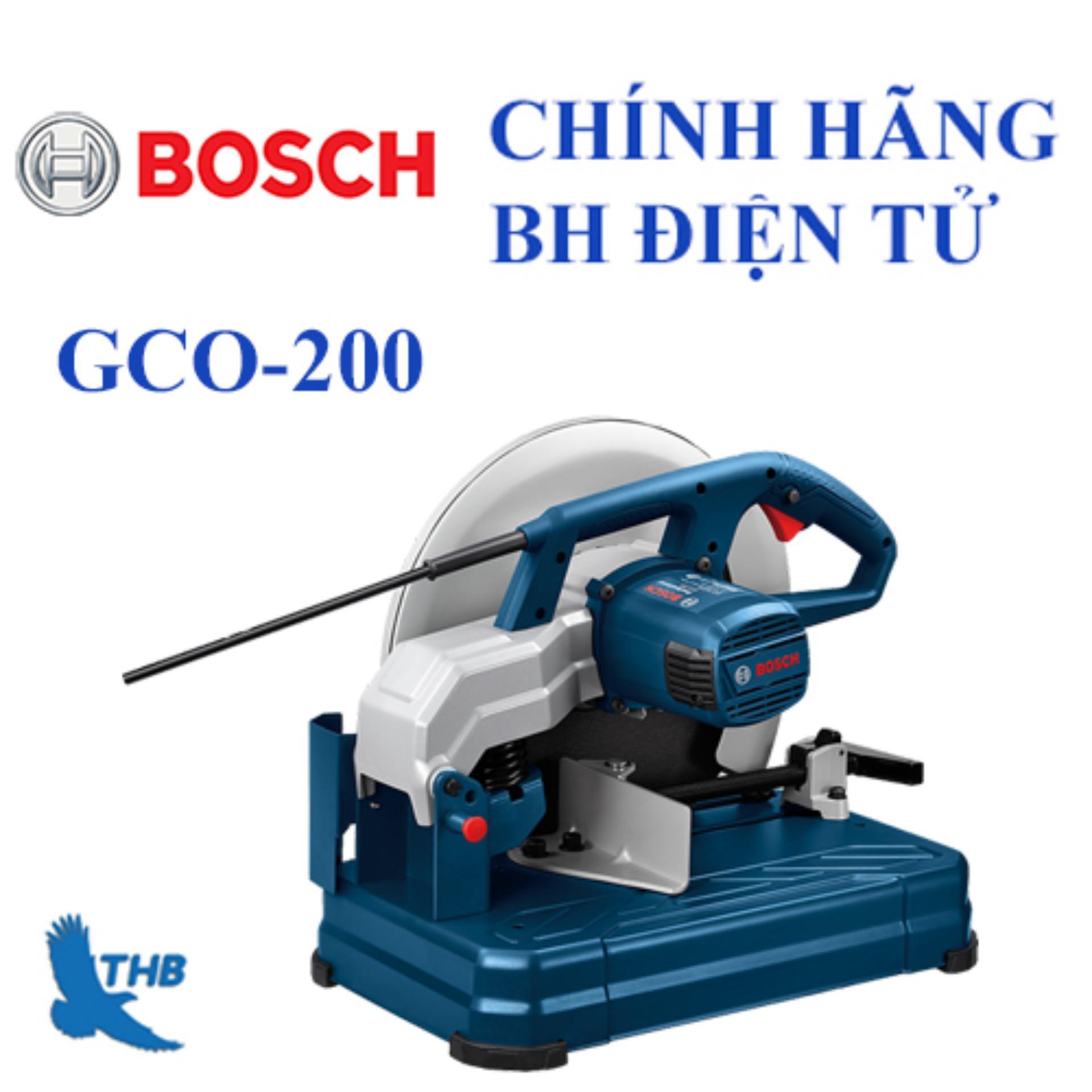 Máy cắt sắt GCO 200