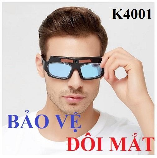 Kính hàn cảm ứng ánh sáng K4001