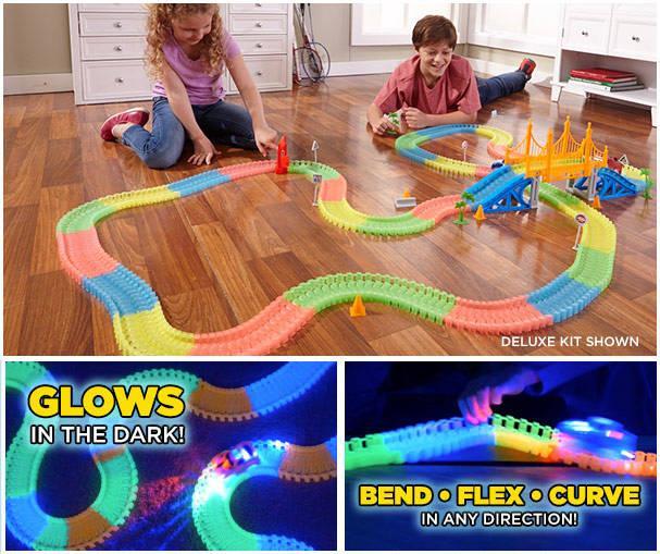Hình ảnh Bộ lắp ghép đường đua ô tô Magic Tracks ma thuật cho bé yêu