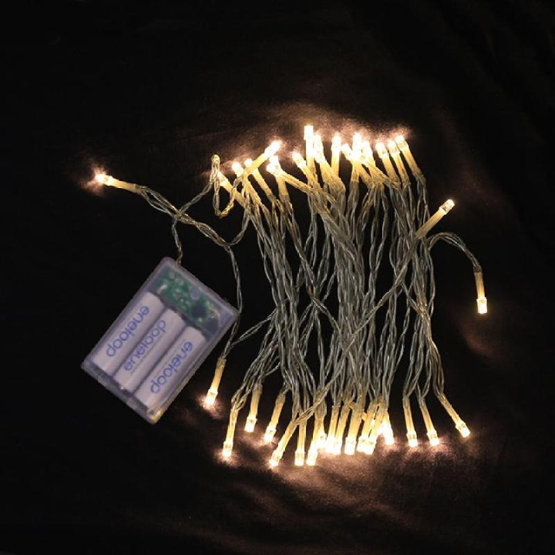 Dây đèn led dùng pin Fairy Lights - 5 mét