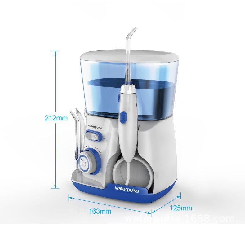 Hình ảnh Tăm nước cắm điện sử dụng cho gia đình Waterpulse