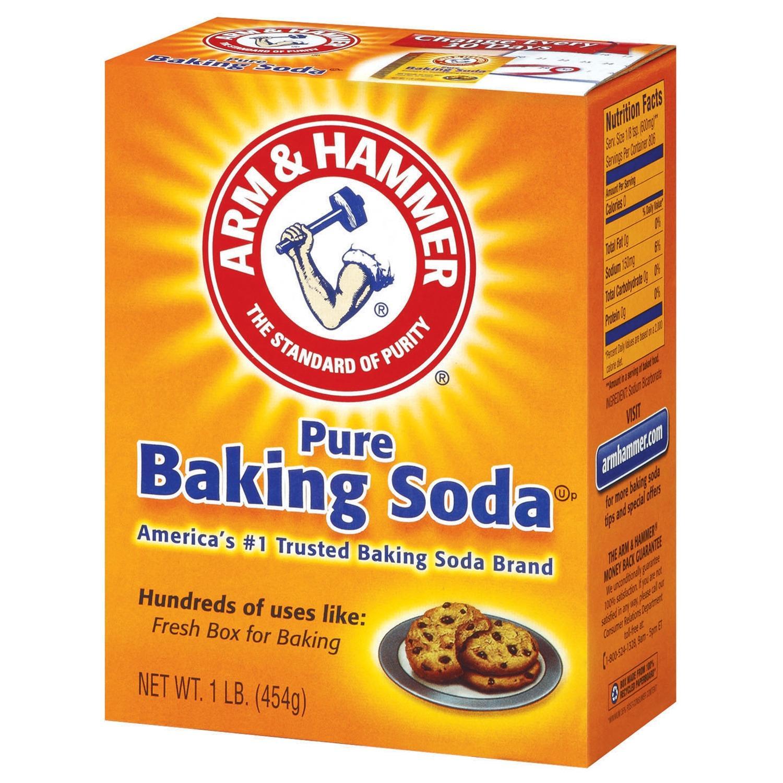 Hình ảnh Bột Baking Soda đa công dụng 454g