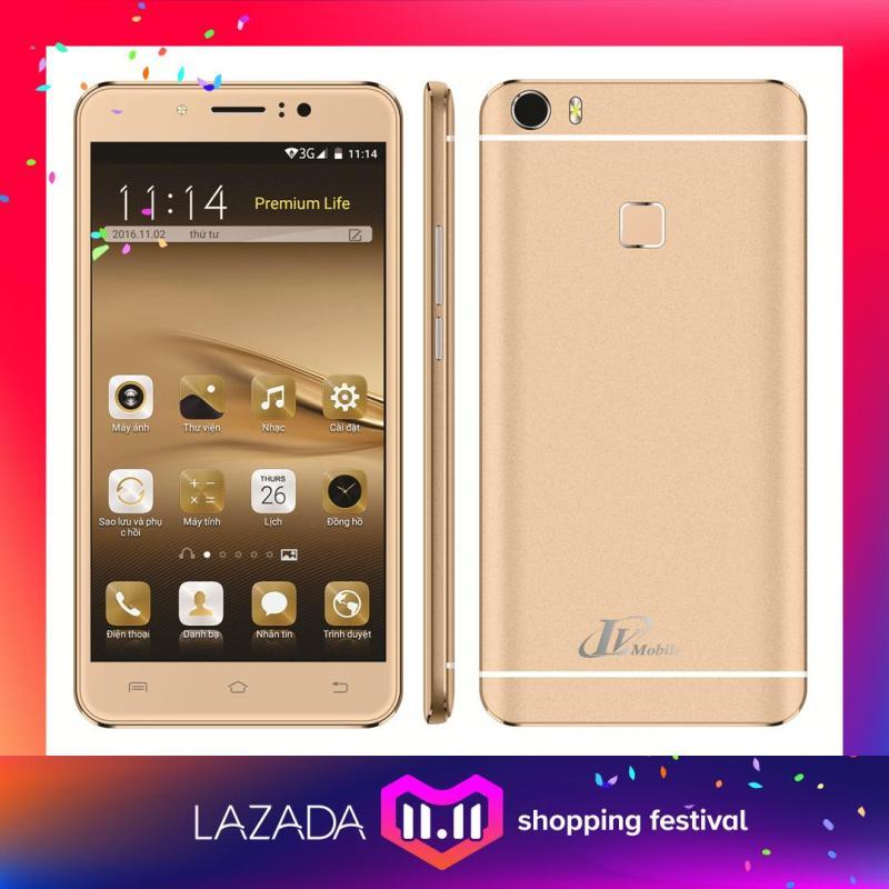 Điện thoại LV Mobile LV68 - Ram 1GB - 8GB 2 SIM - Tặng ốp lưng - Miếng dán màn hình