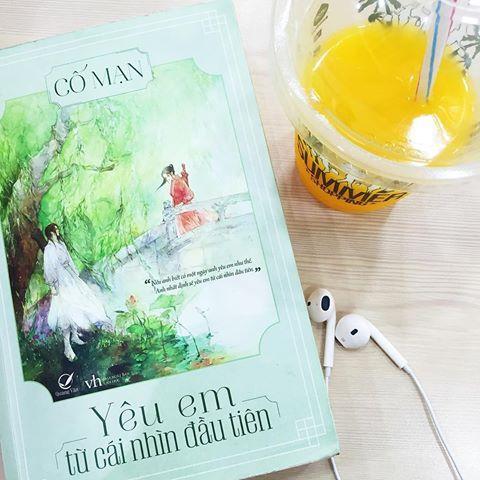 Mua Yêu Em Từ Cái Nhìn Đầu Tiên + Tặng Bookmark
