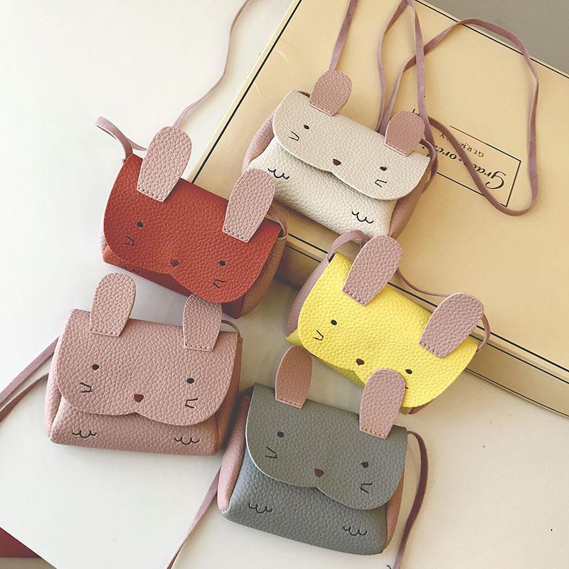 [ Xả hàng ] Túi xách mini tai thỏ siêu xinh cho bé yêu -TX39-C10T1