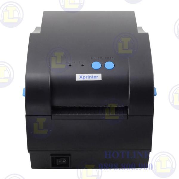 Máy in mã vạch, in hóa đơn XPrinter-365B (80mm)