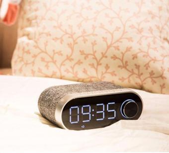 Đánh giá Loa bluetooth kiêm đồng hồ báo thức cao cấp nghe đa năng FM, USB,  Thẻ nhớ âm thanh nổi HiFi Remax RB - M26 giá sốc - Giá chỉ 809.378đ