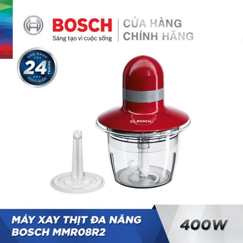 Máy xay thịt đa năng Bosch MMR08R2 (400W)