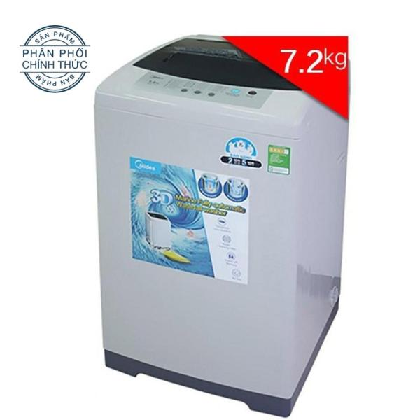 Media Máy Giặt Cửa Trên MAS-7201 (7.2Kg) (Xám nhạt)