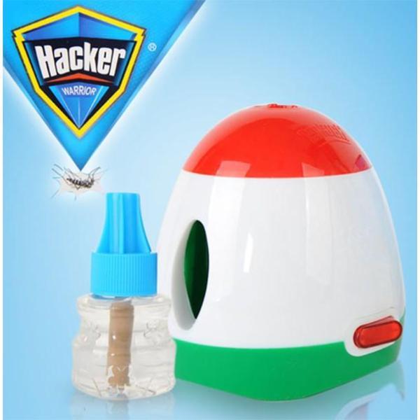 Máy xông tinh dầu đuổi muỗi Hacker tặng kèm 1 lọ tinh dầu
