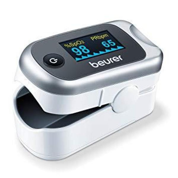Nơi bán Máy đo khí máu và nhịp tim cá nhân BEURER PO30