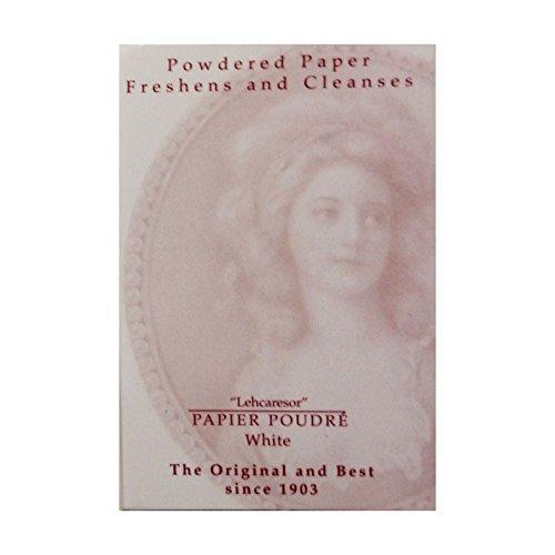 Bộ 3 tập giấy thấm dầu bù phấn Papier Poudré England tốt nhất