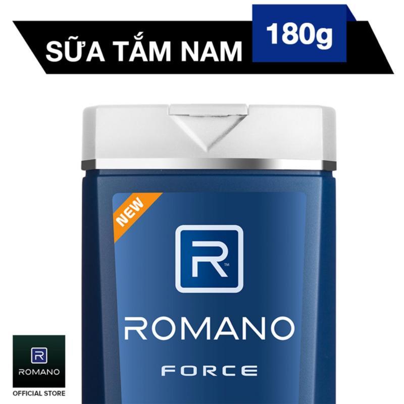 Romano sữa tắm cao cấp force 180g