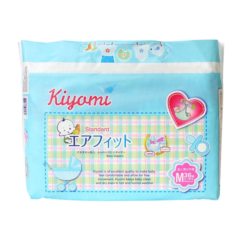 Tã dán Kiyomi Nhật Bản L32 cho trẻ 9-12Kg