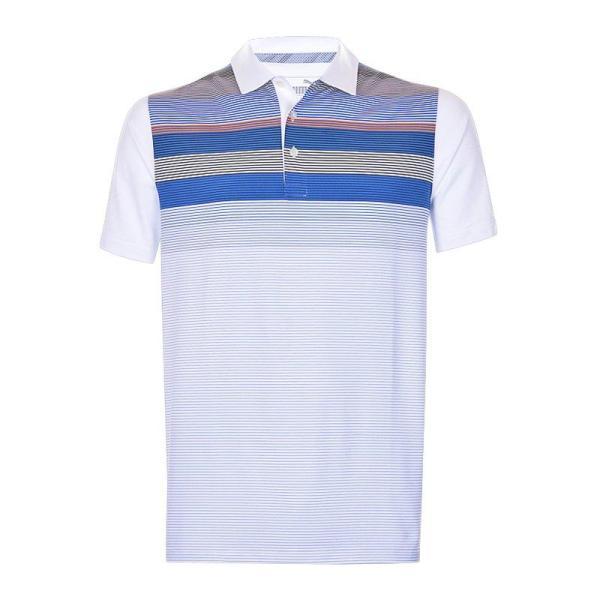 Áo Golf nam Puma GT Road Map Polo Shirt