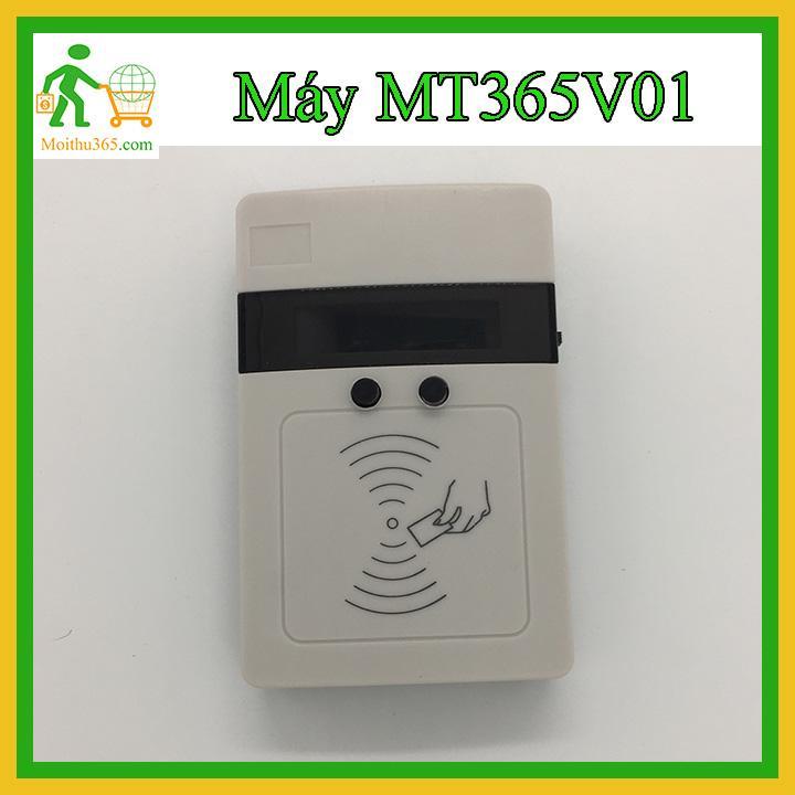 Free.Ship Máy hỗ trợ các loại thẻ cảm ứng thông minh MT365V01