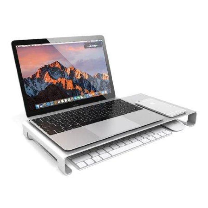 Bảng giá Kệ nhôm nguyên khối cho Imac, Macbook, Laptop, Màn hình máy tính Phong Vũ