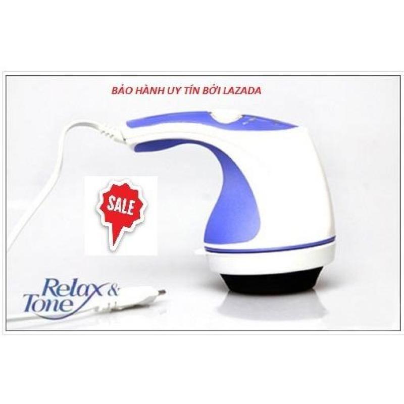 Máy massage bụng, Máy Mát xa cầm tay Relax & Spin Tone RK HPF-001 dễ sử dụng,bền đẹp giảm ngày 50% chỉ hôm nay Bảo hành 1 đổi 1 uy tín