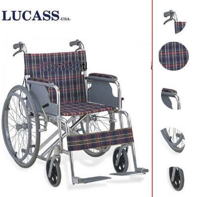 Xe lăn thường có phanh Lucass XJ KẺ CARO