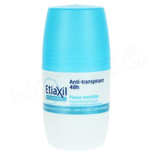 Ôn Tập Lăn Khử Mui Etiaxil Deodorant Anti Transpirant 48H 50Ml