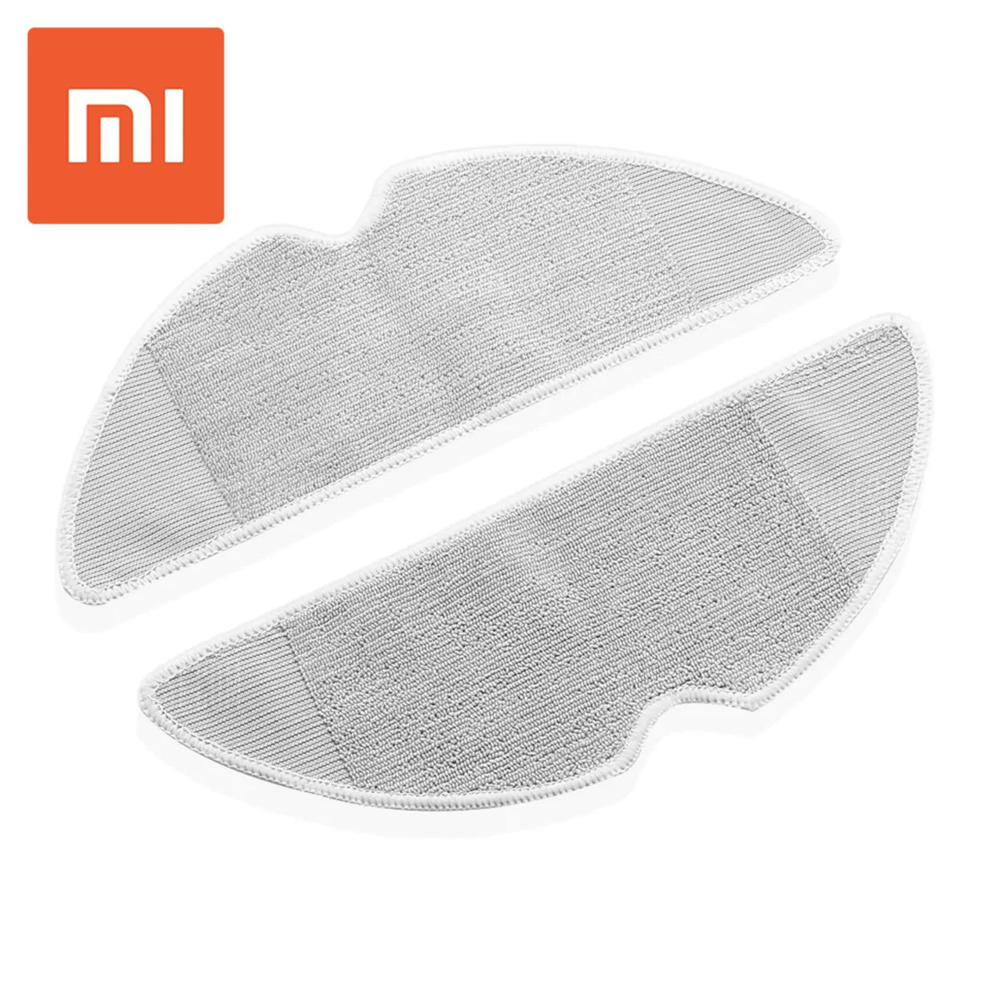 02 Tấm vải thay thế cho Robot hút bụi Xiaomi Roborock S50 và máy tương tự