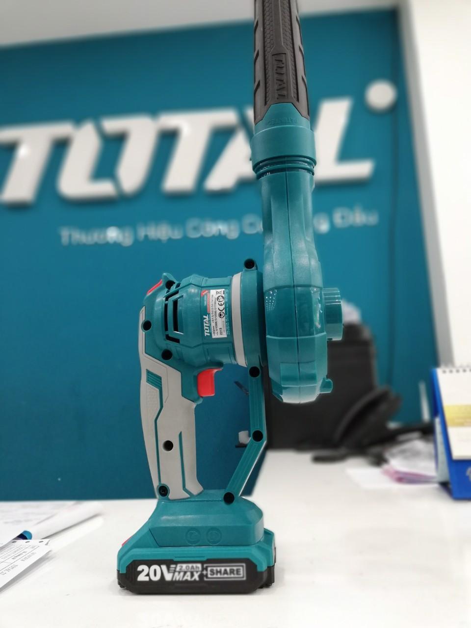 20V Máy thổi bụi  pin Li-ion Total - TABLI2001 (Không kèm theo pin và  cục sạc)