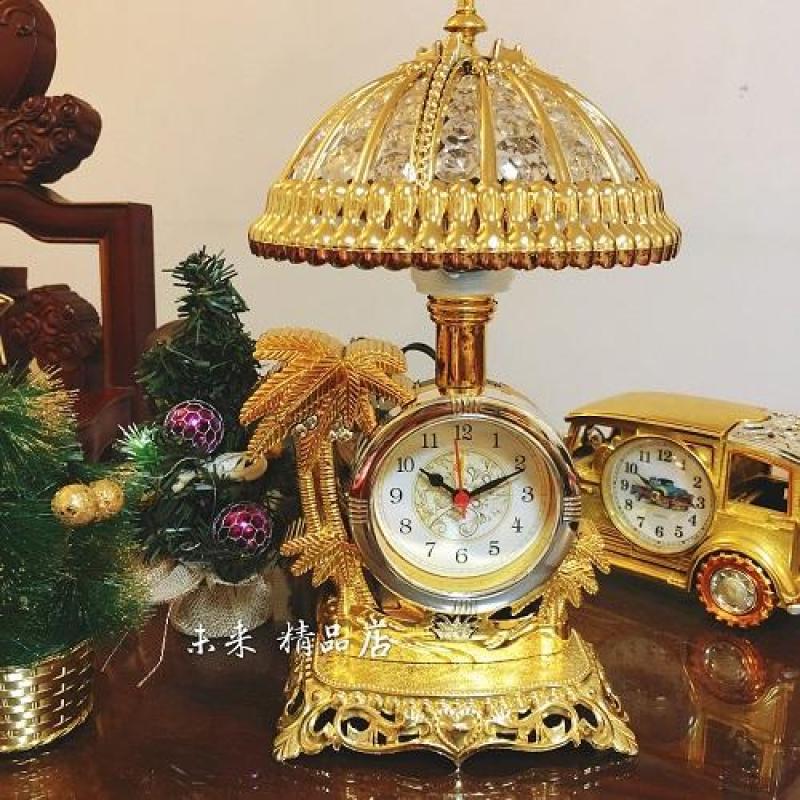 Đồng hồ để bàn báo thức kiêm đèn ngủ bán chạy