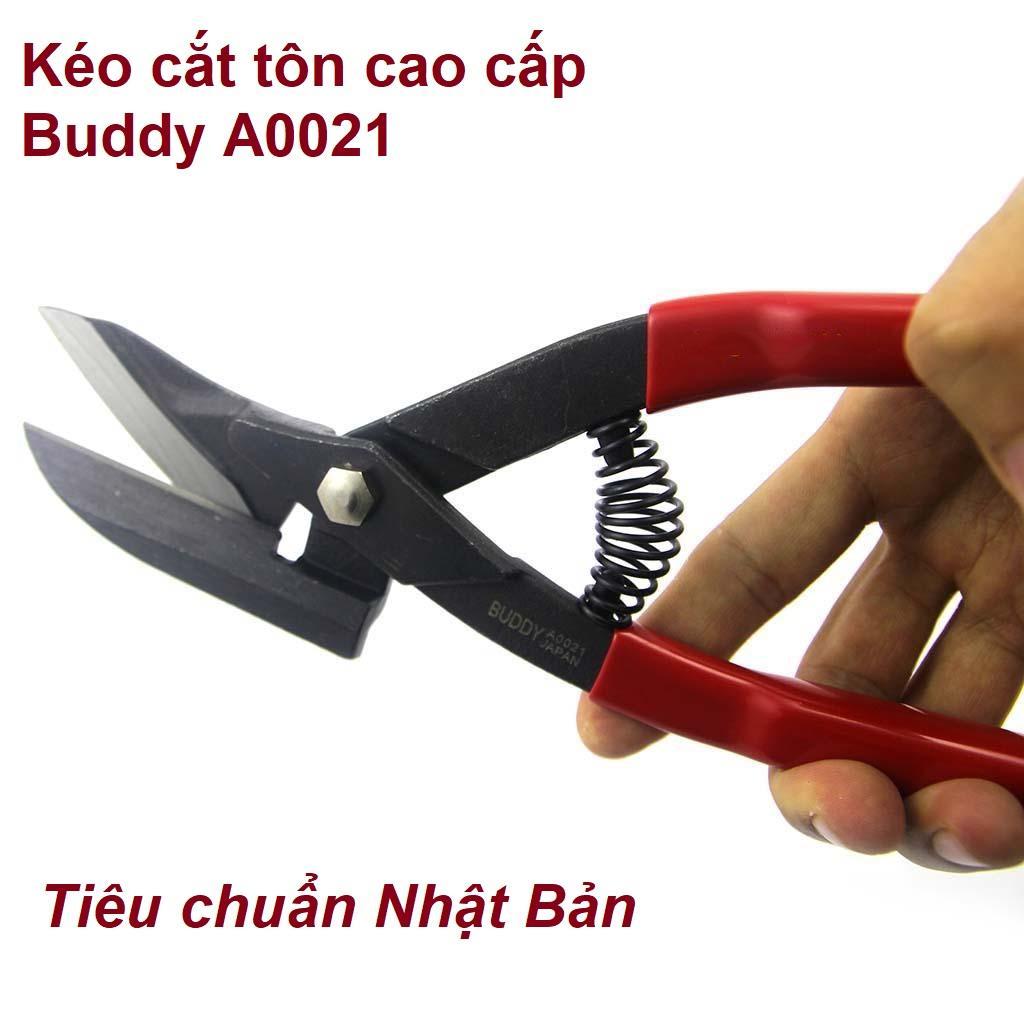 Kéo cắt tôn cao cấp 225 mm Buddy A0021[HTS][DLCG]