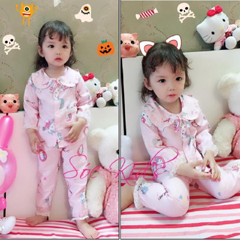 Nơi bán Pijama Cho Bé Gái