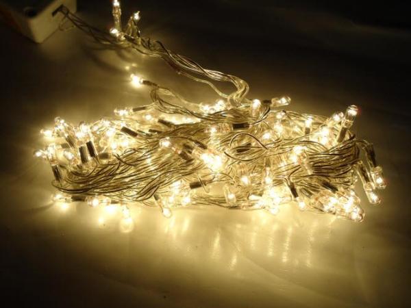 Bảng giá Bộ 5 dây đèn led trang trí, dây led Noel, dây led nhiều màu, dây led không chớp ( Trắng, vàng, xanh lá, xanh dương, hồng, tím ) - Điện Việt