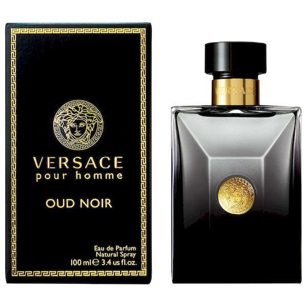 Nước hoa nam VERSACE-Pour Homme Oud Noir EDP- 100ML