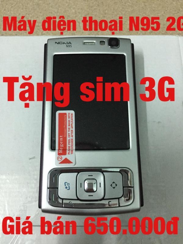 Máy điện thoại N95 2G
