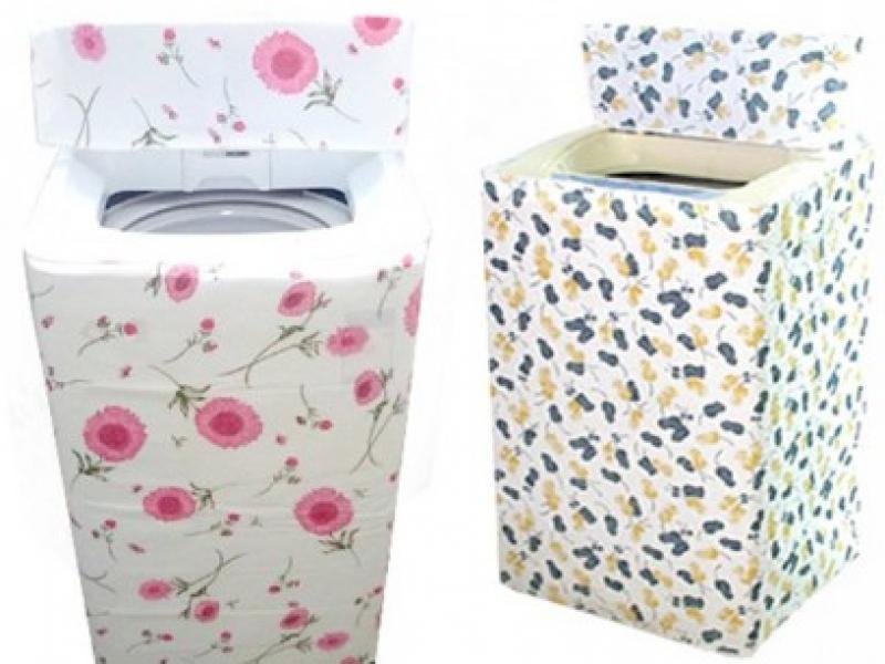 Hình ảnh Vỏ bọc máy giặt cửa ngang loại dày