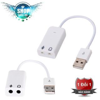 Sound Card 3D USB ( dây ) thumbnail