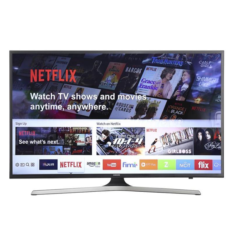 Bảng giá Smart Tivi Led Samsung 43 inch 4K – Model 43MU6103 (Đen)