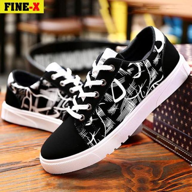 Giày sneaker nam hàn quốc FINE-X(FX06) - GIÁ CỰC SỐC giá rẻ