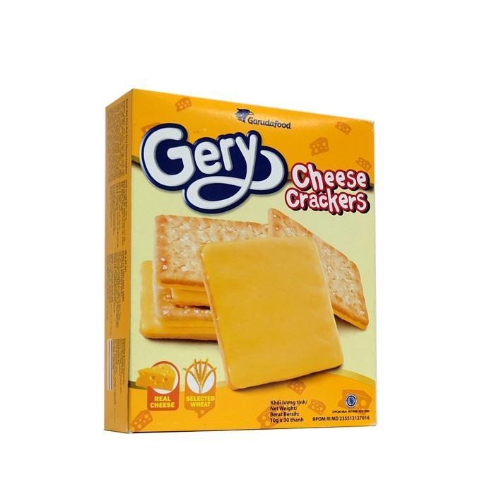 Hình ảnh Bánh Gery Cheese Crackers 300 gr