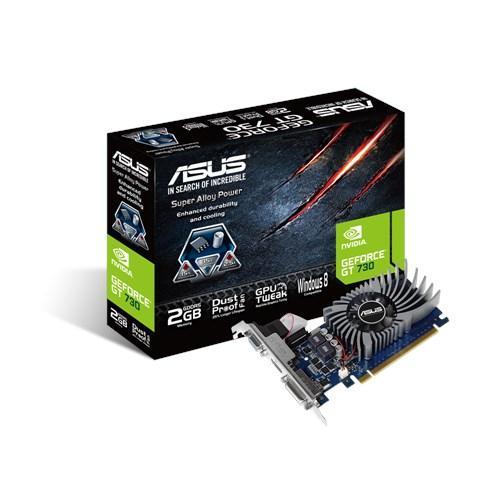 VGA Asus GT730 2Gb DDR5 Bo Lùn Lắp Case Đồng Bộ Siêu Ưu Đãi tại Lazada