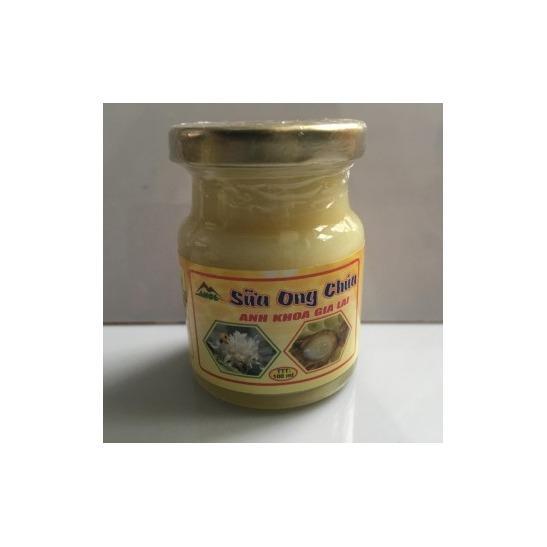 Mua Sữa Ong Chua Nguyen Chất Anh Khoa Gia Lai 100G Anh Khoa Gia Lai
