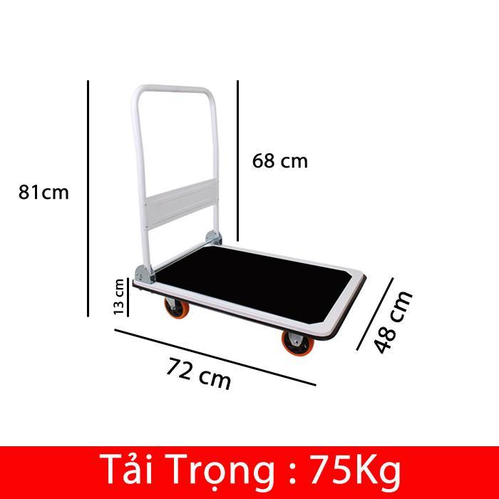 Hình ảnh Xe Đẩy Hàng TL-75 (Tải Trọng 75Kg)