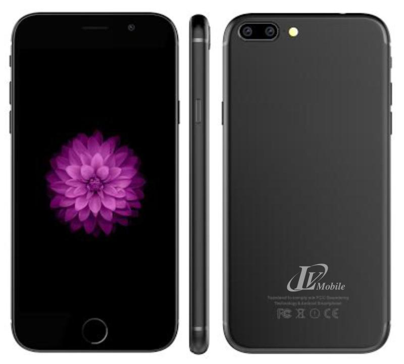 Điện thoại LV6+ - RAM 1GB - Hàng Chính Hãng - BH 12 Tháng - Tặng ốp lưng