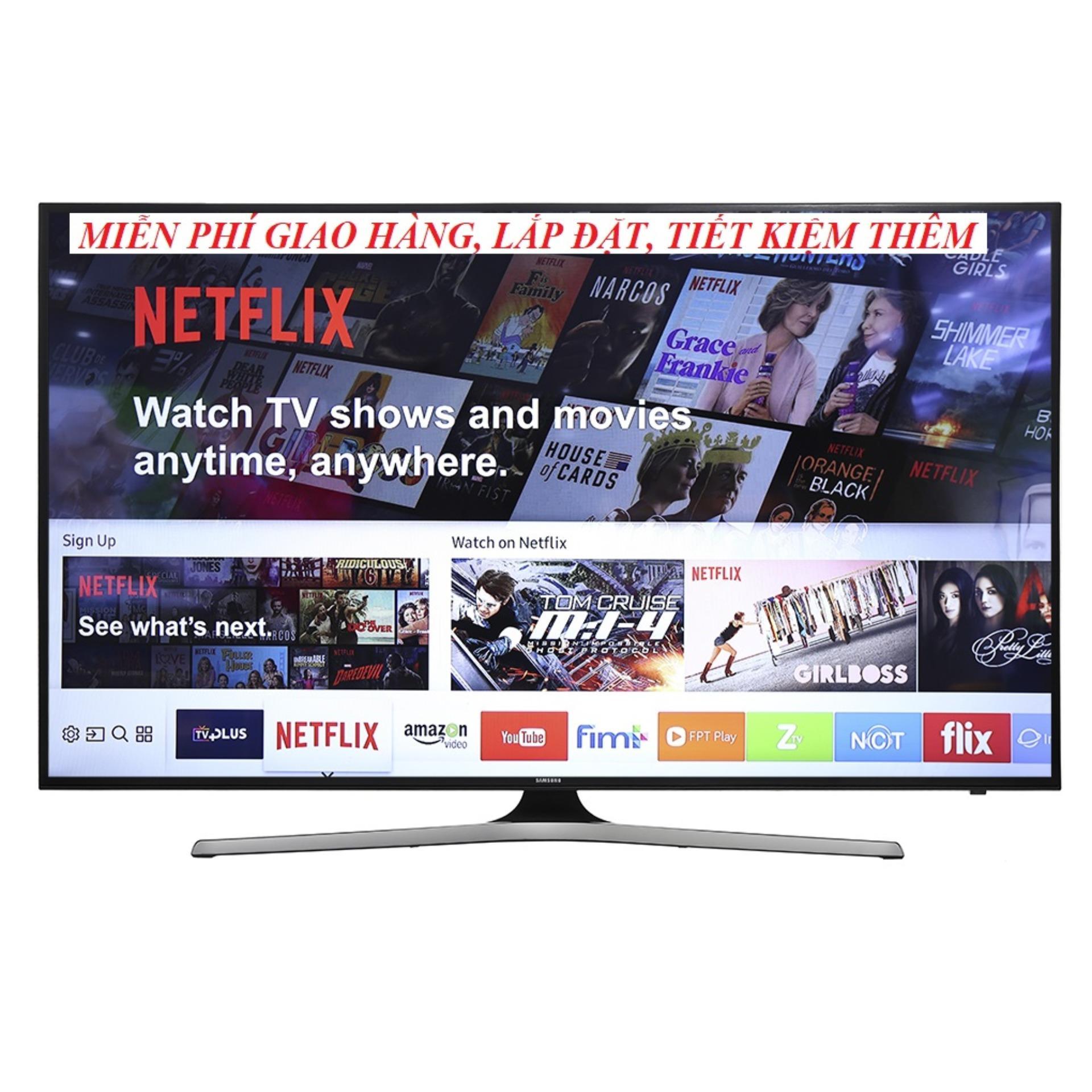 Smart Tivi Samsung 4K 55 inch UA55MU6103