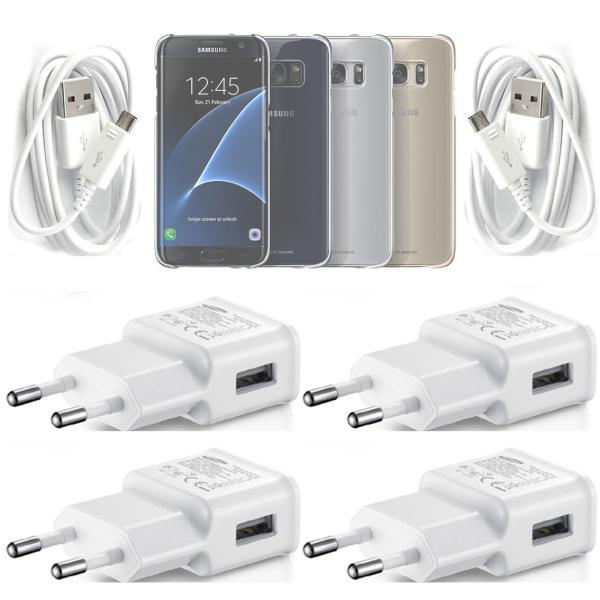 Bộ sạc nhanh Fast Charge cho Samsung Galaxy S7 Edge